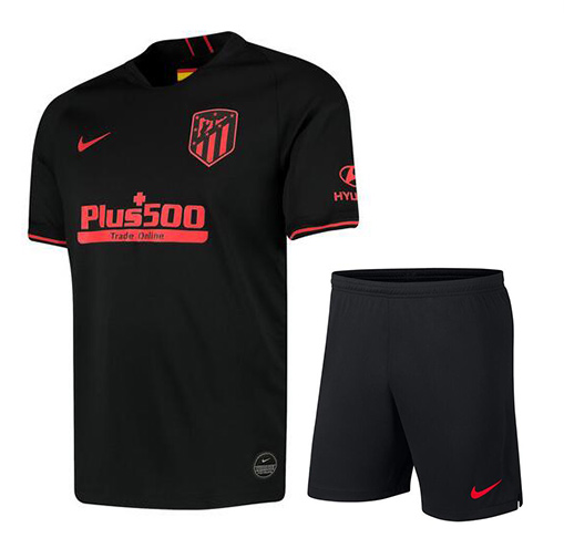 Гостевая детская форма Атлетико Мадрид сезон 2019-2020