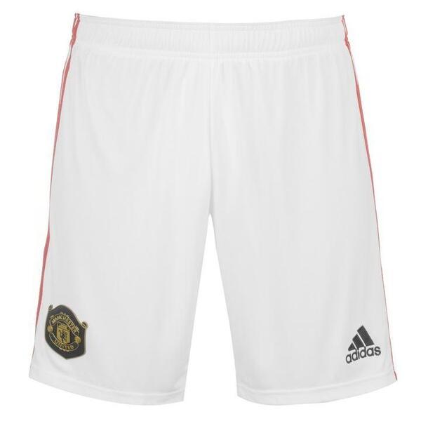 Комплект формы Манчестер Юнайтед домашняя 2019/20 (футболка+шорты+гетры)