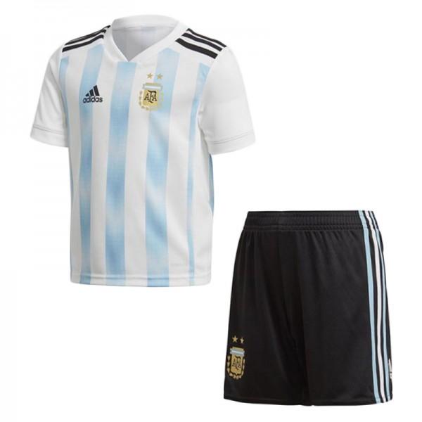 Детская форма Сборная Аргентины домашняя сезон 2018/19